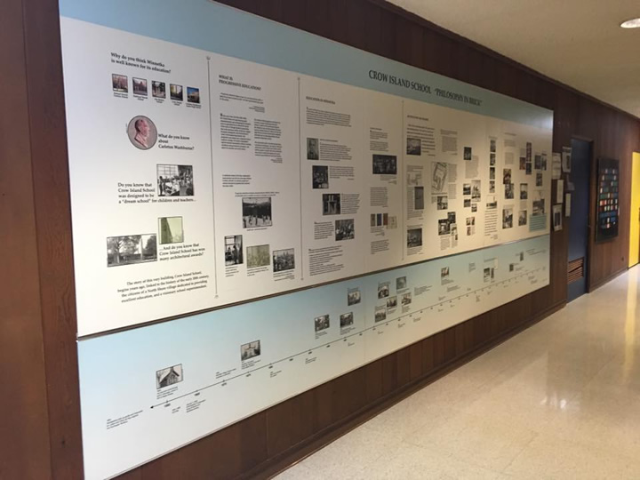 Architectural history of the building is on prominent display. Everyone there knows it's a special place!!